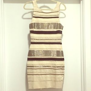 NWT Haute Hippie Beaded Dress